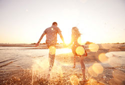 Love Compatibility of Sagittarius Man and Leo Woman