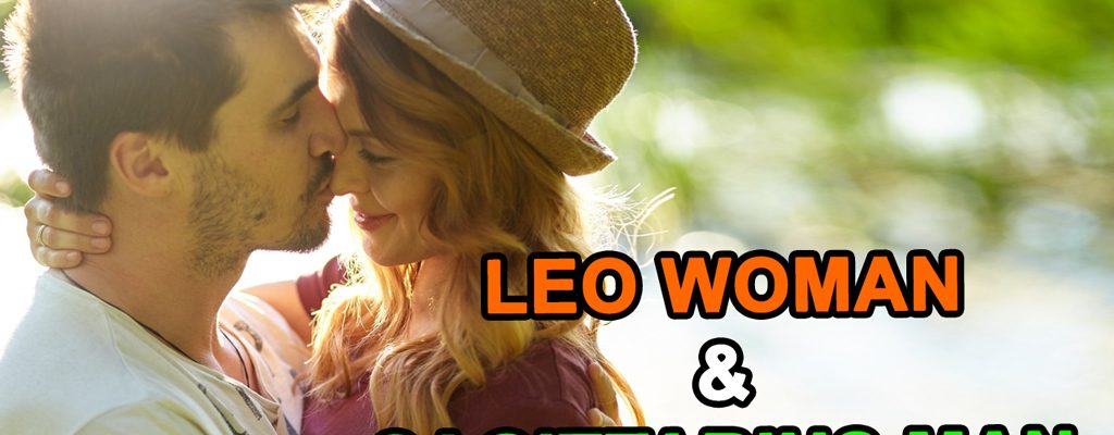 Leo Woman & Sagittarius Man – The Passionate Love of Two Fire Signs