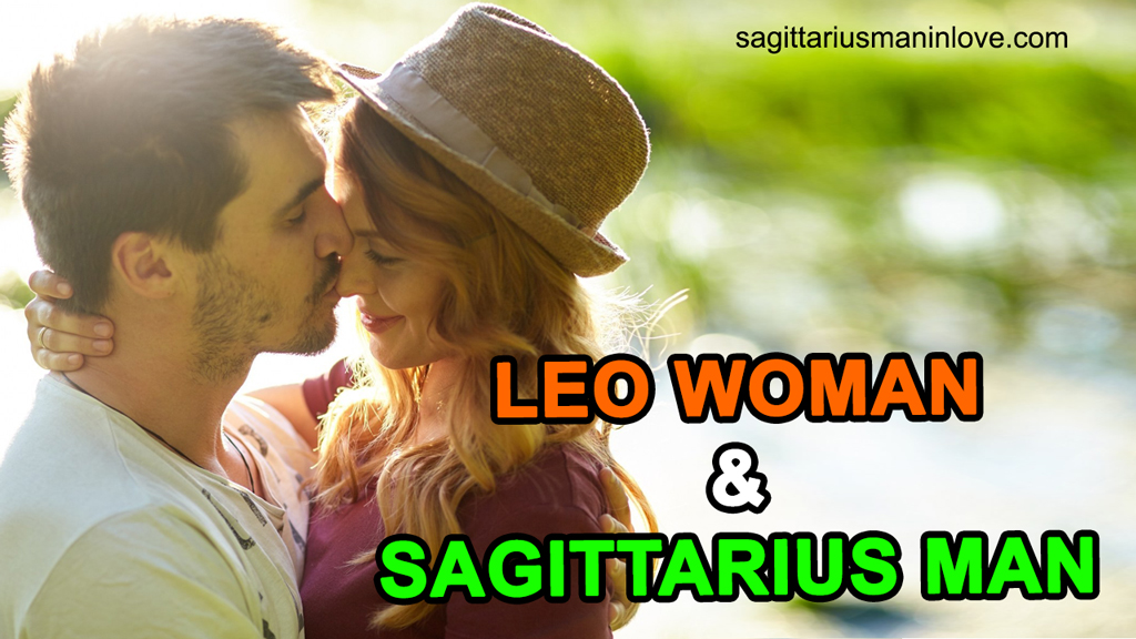 Leo Woman & Sagittarius Man - The Passionate Love of Two Fire Signs