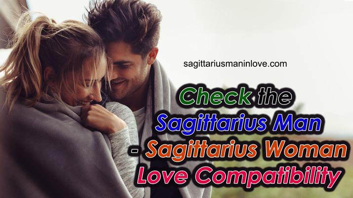 Sagittarius Woman & Sagittarius Man Compatibility