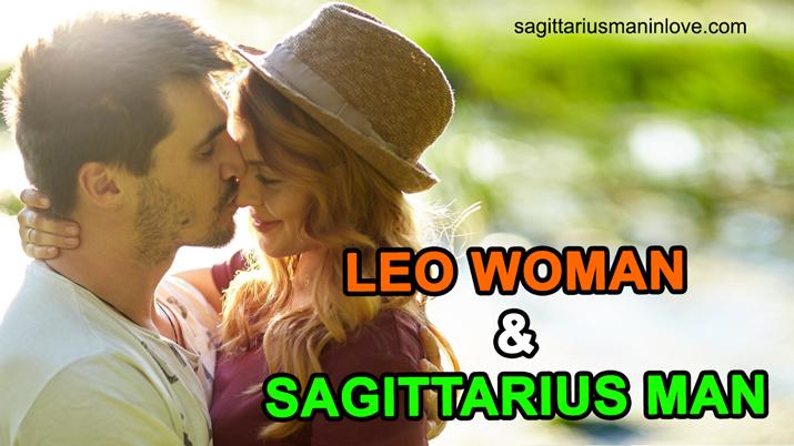 Leo Woman & Sagittarius Man Compatibility