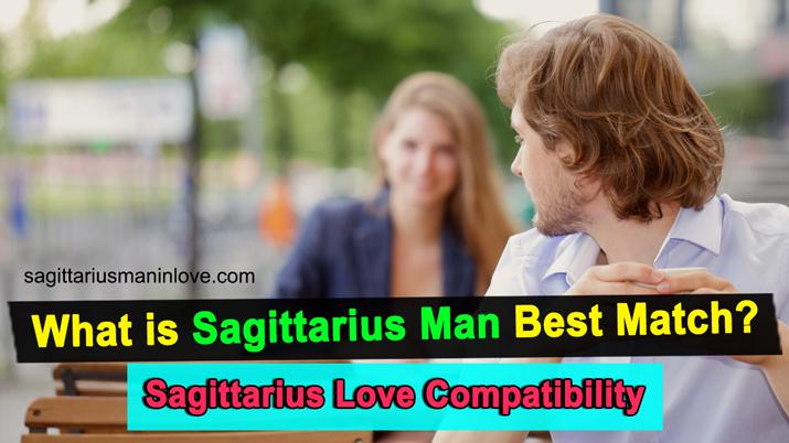 Best Match for Sagittarius Man